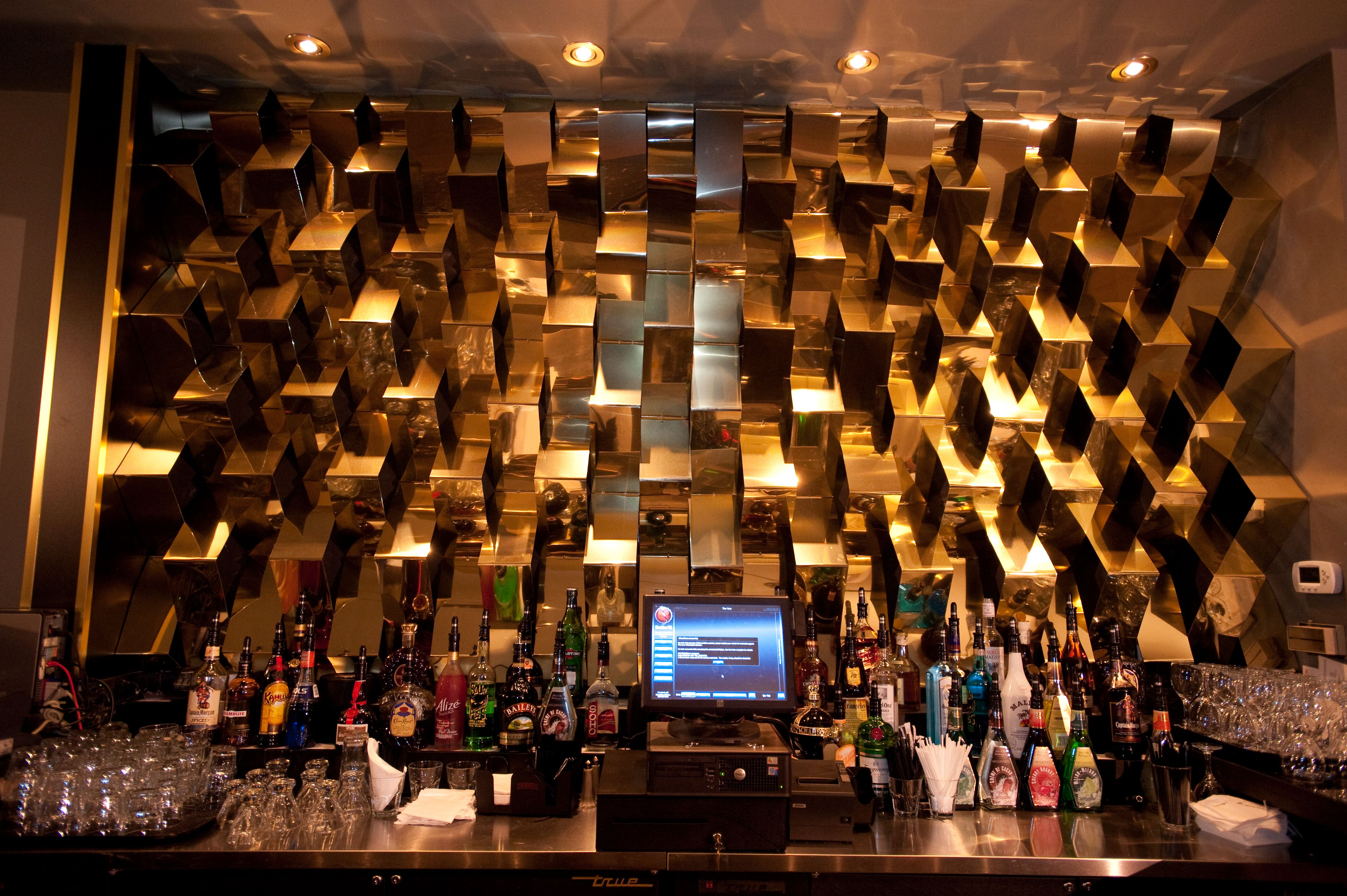 Wedding event background  The beautiful backdrop behind one of our bars  The Vue  Pinterest