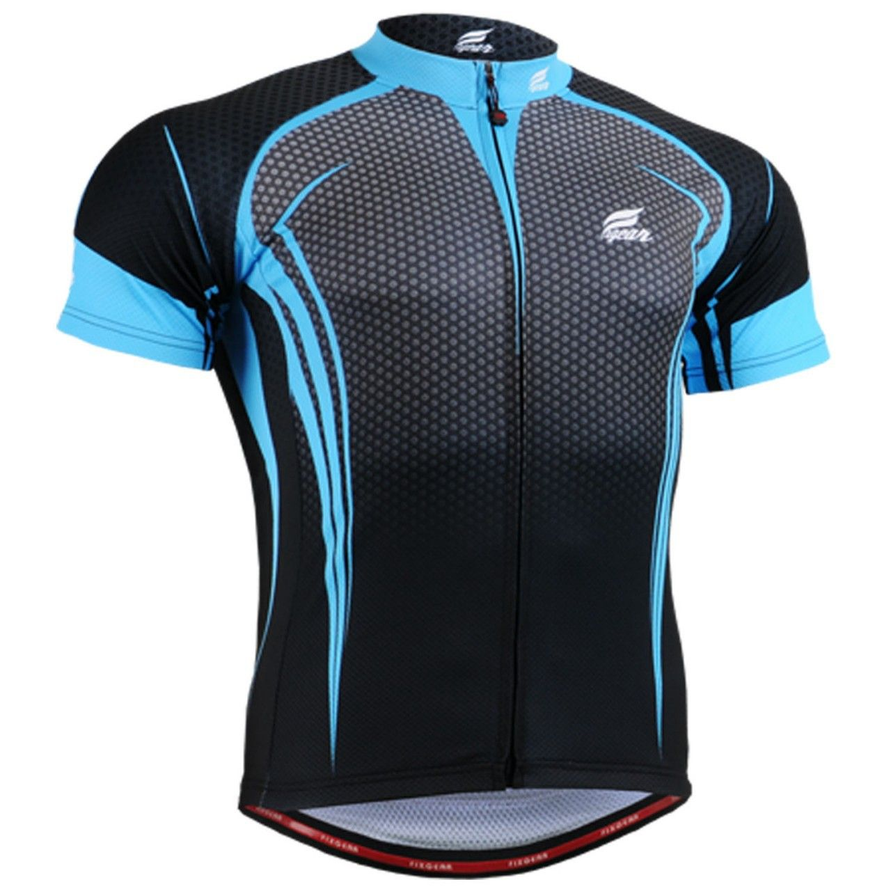 Fixgear Cycling Jersey Best Bike Wear Biking Shirt For Men S 3xl