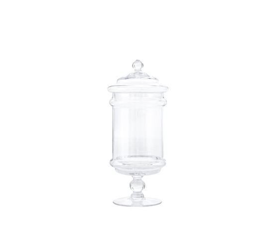 PB Classic Glass Apothecary Jars | Pottery Barn