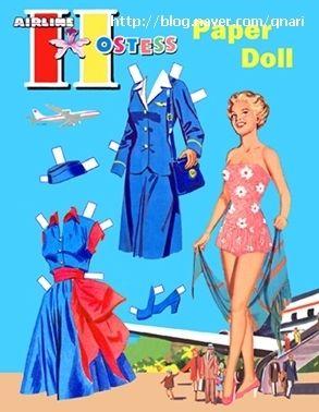 종이인형 (vintage) : 네이버 블로그 * 1500 free paper dolls at Arielle Gabriels The International Paper Doll Society also free Asian paper dolls at The China Adventures of Arielle Gabriel *