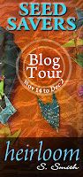 Satisfaction for Insatiable Readers: BLOG TOUR: Seed Savers: Heirloom by S. Smith - EXCERPT!