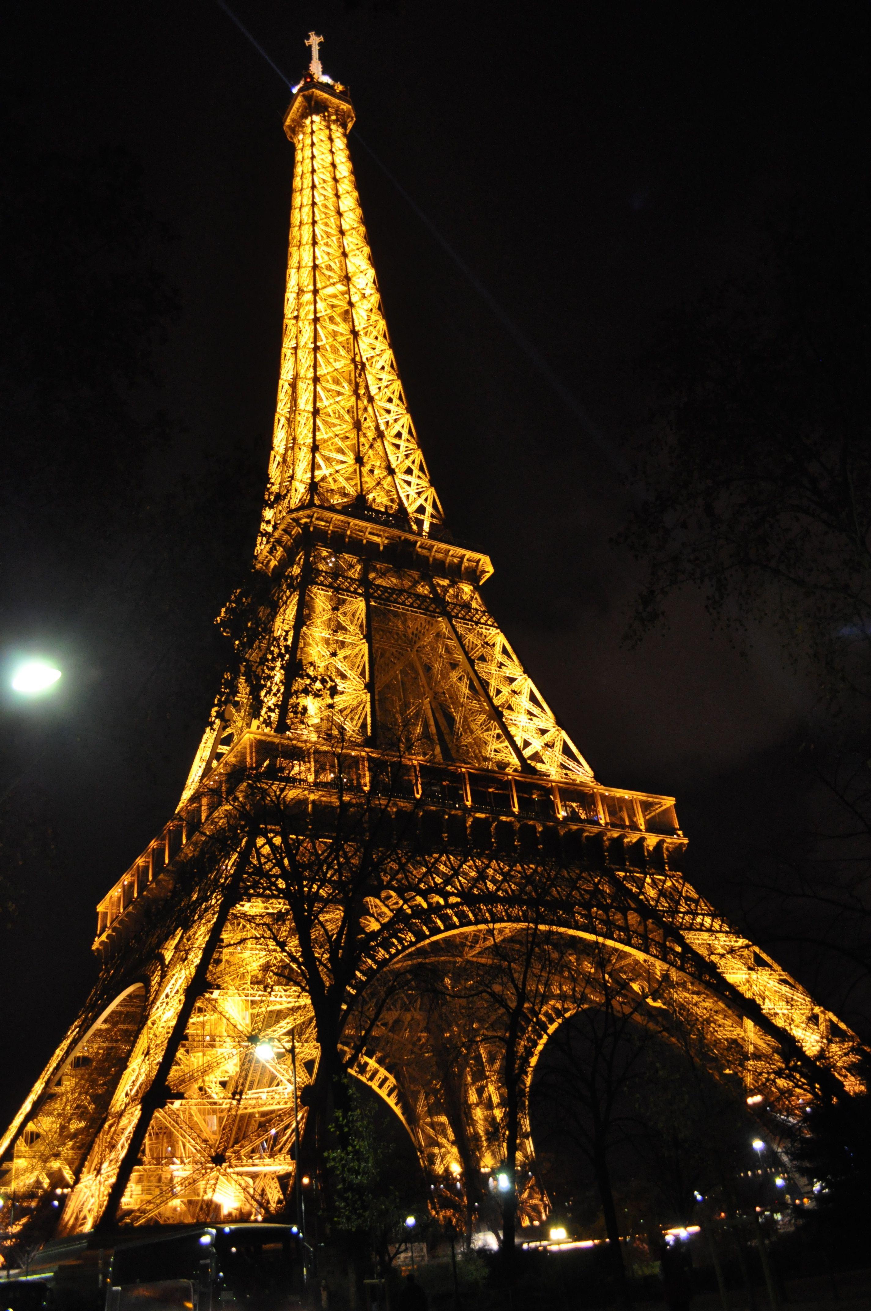 Eiffel tower at night eiffel tower at night eiffel