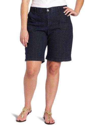 Lee Women S Plus Size Emmie Bermuda Comfort Fit Short 34 90