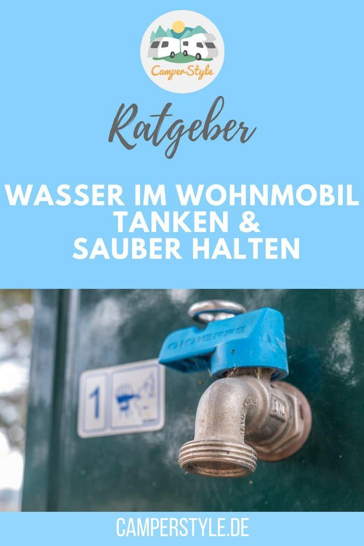 Wasser im Wohnmobil tanken und sauber halten Seite 8 von 8
