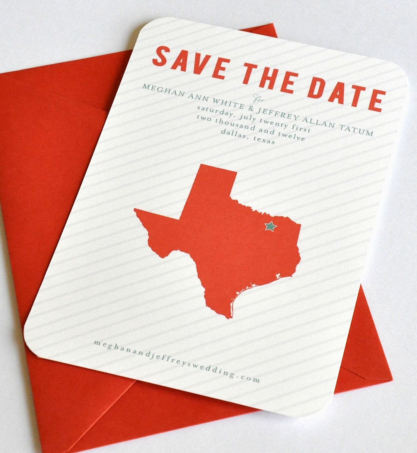 Vintage State Map Save The Date Card. $35.00, via Etsy. | Graphic ...