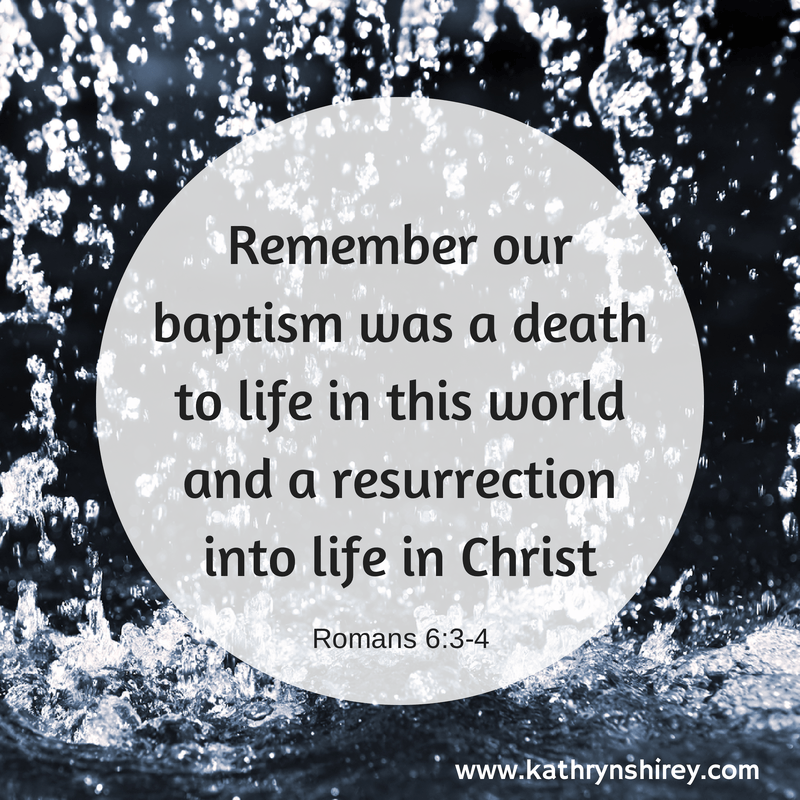 Living Our Baptism as an Easter Moment | Baptism quotes ...