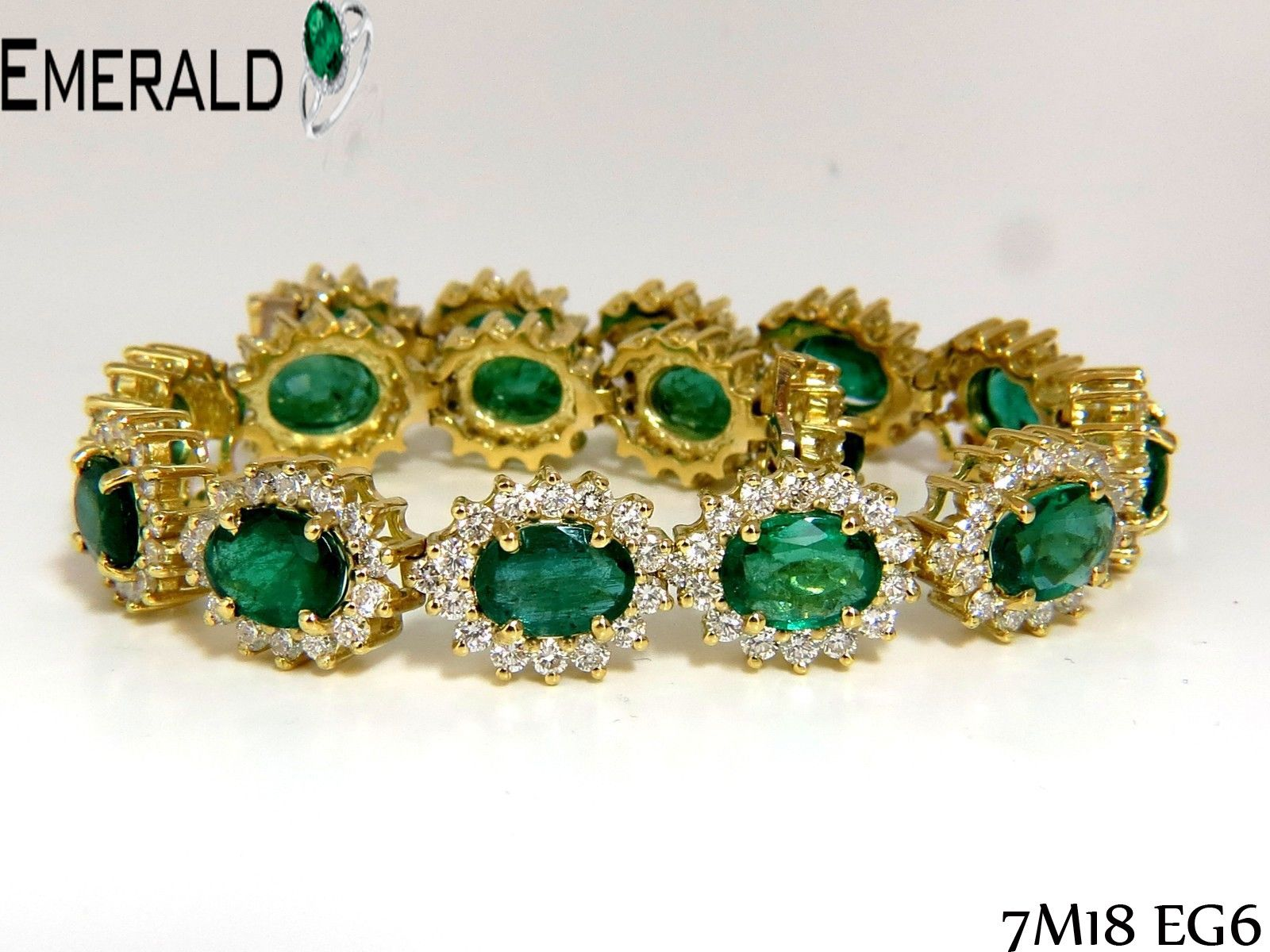 raise by bracelet emerald classy your an standards pin wearing