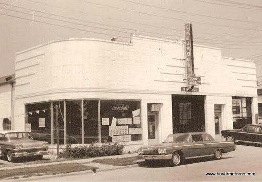 Vintage Car Dealership Photos From The 1950s 60s And 70s The