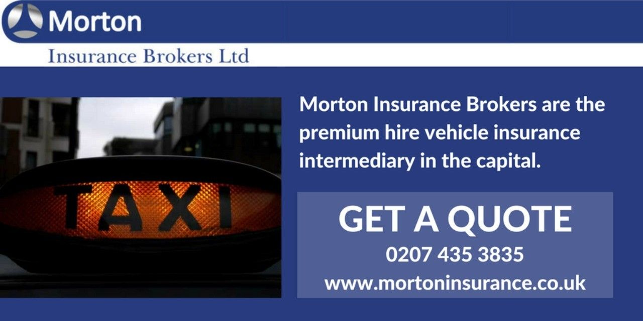 Morton Insurance Brokers Are The Premium Hire Vehicle Insurance