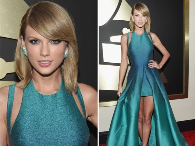 What 2015 Grammy S Outfit Are You Grammy Outfits Taylor Swift Style Stunning Dresses