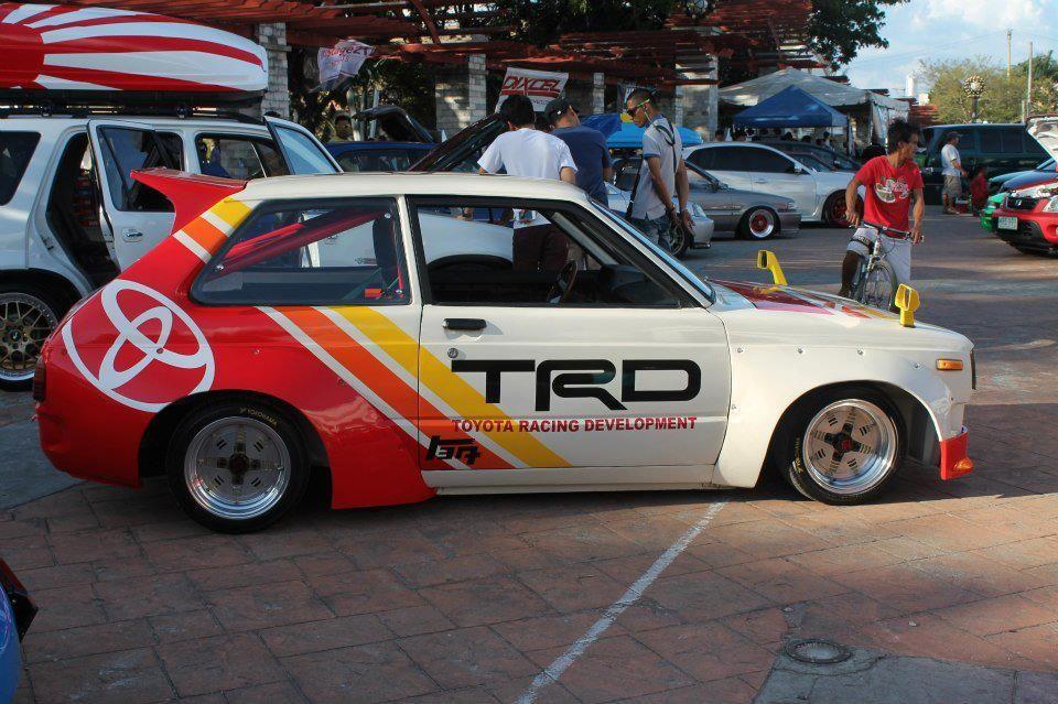 toyota starlet kp61 | Race Toyota Starlet - KP61 | Pinterest ...