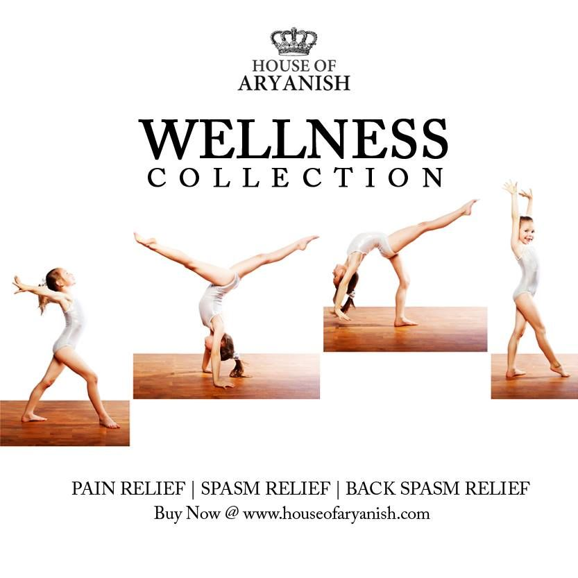 Now ease your sore muscles after an intensive workout with our Wellness Collection !!  Shop now @ https://houseofaryanish.com/product-ca…/wellness-collection/  #loveyourself #Aryanishwow #painrelief #spasmrelief #backspasmrelief #worldofwellness #handcrafted #geniune #babysafe #skinfriendly #clears #pigmentation #hackyourbodyodour #pureoils #spread #fragrance  #makeinindia #wellness #ayurveda #natural #organic #chemicalfree #purehandcrafted