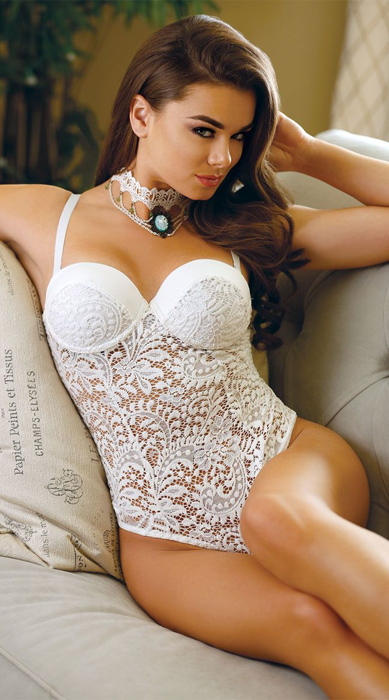 Lingerie Victoria Lace Eroticbeauties 1