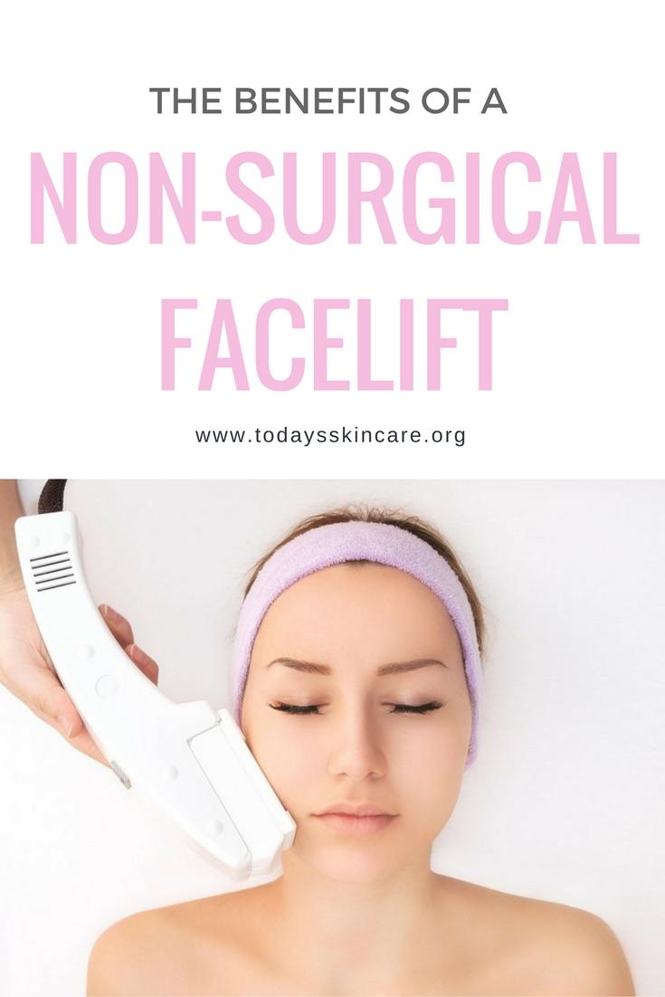 Laser foto facial non surgical face lift apple valley ca