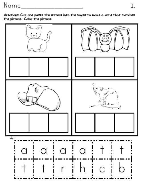Pin On Kindergarten Literacy Activities