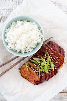 Char Siu-Seitan - eat this!