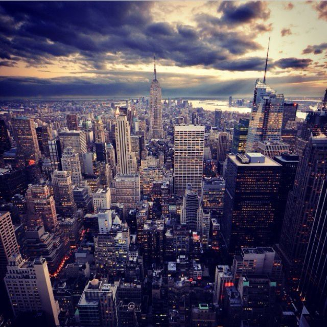 New York City Scenic Instagram Pictures Graphics