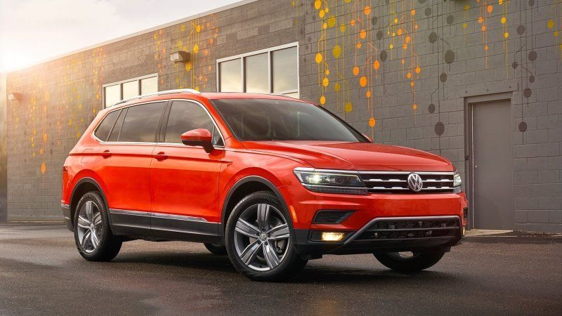 American Heres Owners Surveyed Suv Volkswagen Volkswagen Survey Sheds Light On Americans Love For Their Suvs Suv Prices Volkswagen