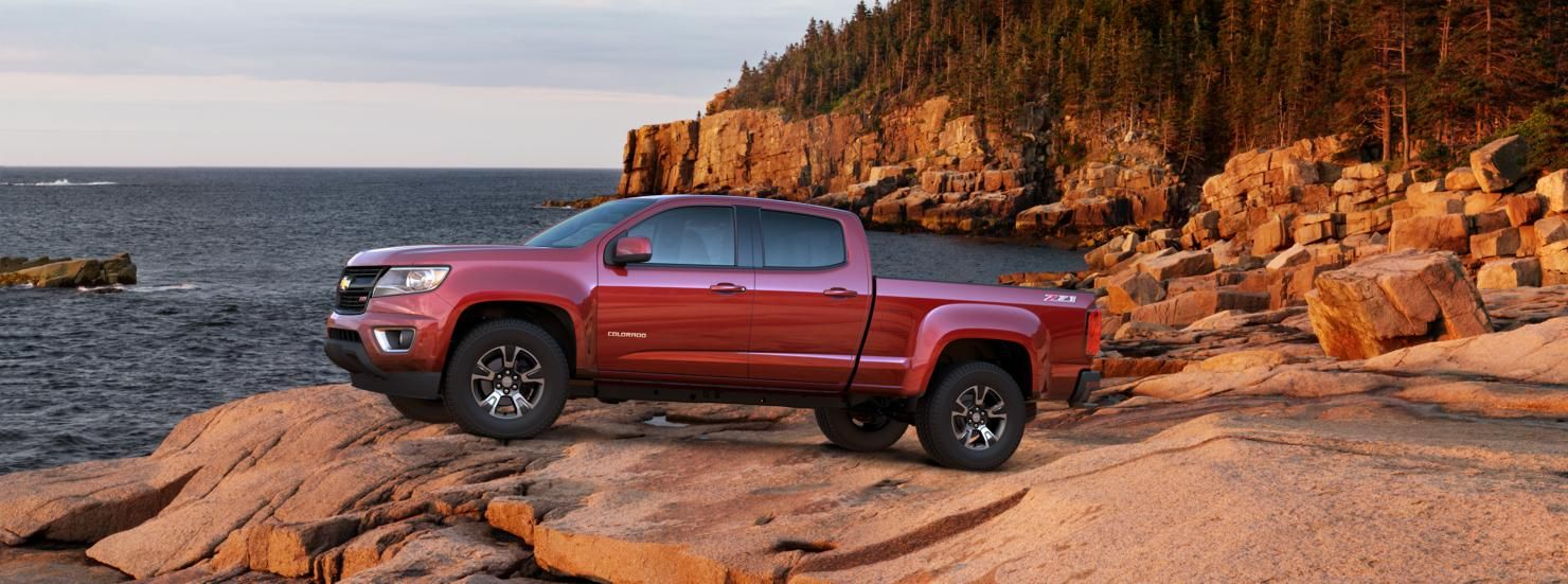 4 Reasons The Chevy Colorado Is The Perfect Truck With Images