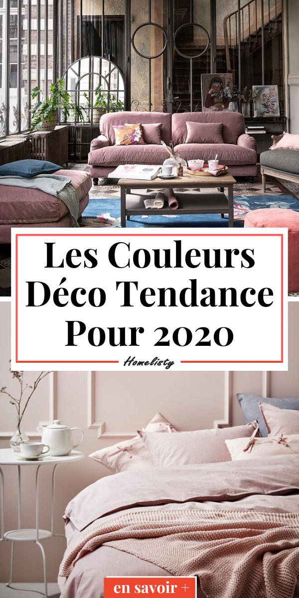 9 Couleurs Tendance En 2020 Pour La Deco Peinture Coloris