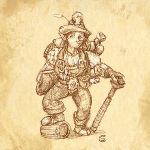 Inventor (5e Class) - D&D Wiki   RPG - Character Inspiration