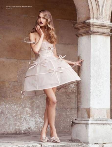 La plus belle robe de tous les temps