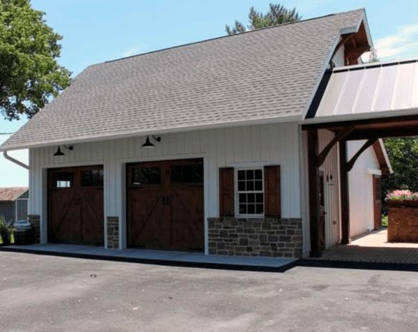 Top 60 Best Detached Garage Ideas Extra Storage Designs Garage Exterior Detached Garage Building A Garage