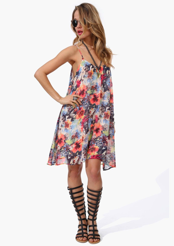 Flower Field Dress