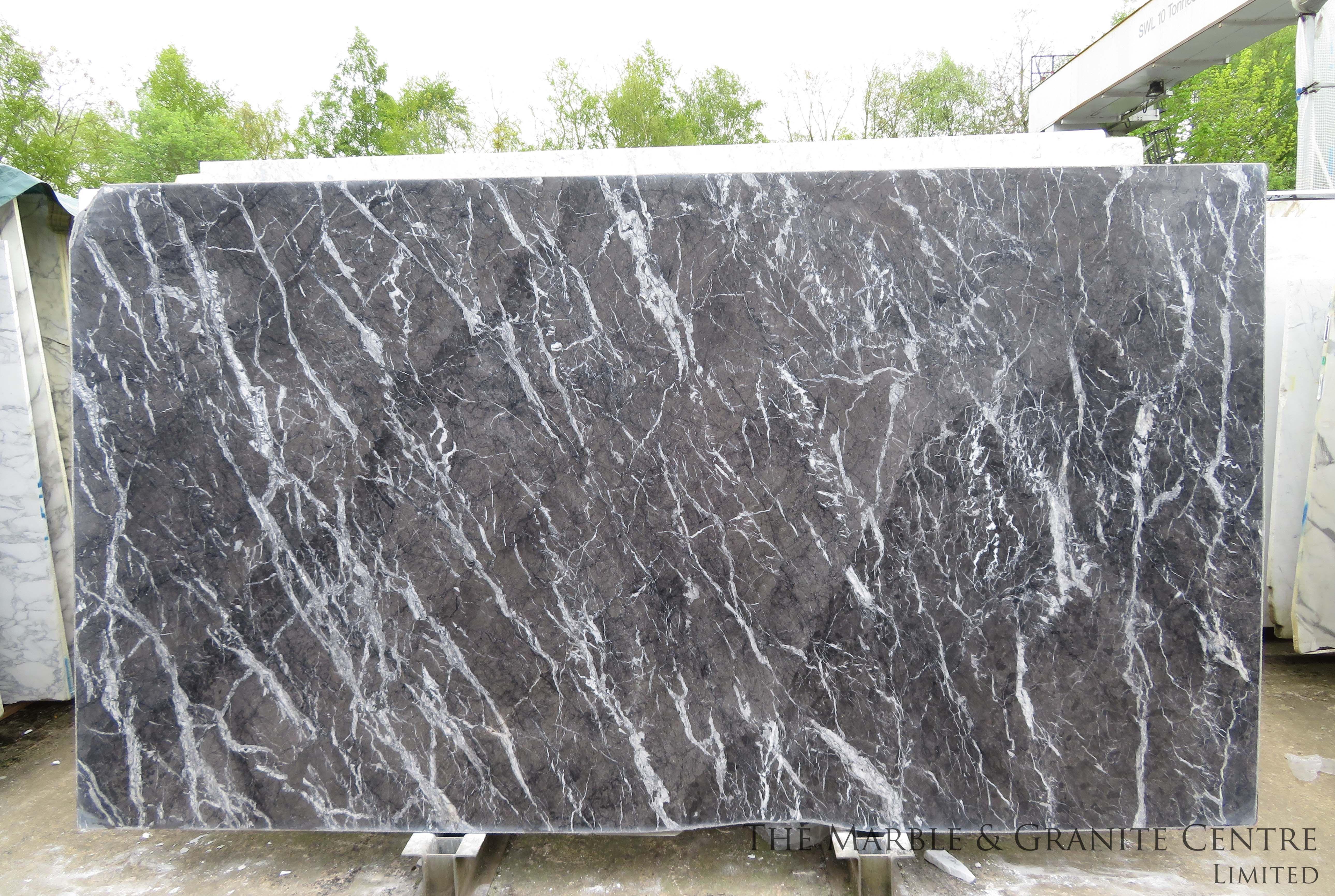Grigio Carnico Polished Slabs Block No 12021 Https Www Themarbleandgranitecentre Co Uk Slabview Id 2397 At The Marble Marble Granite Stone Slab Granite