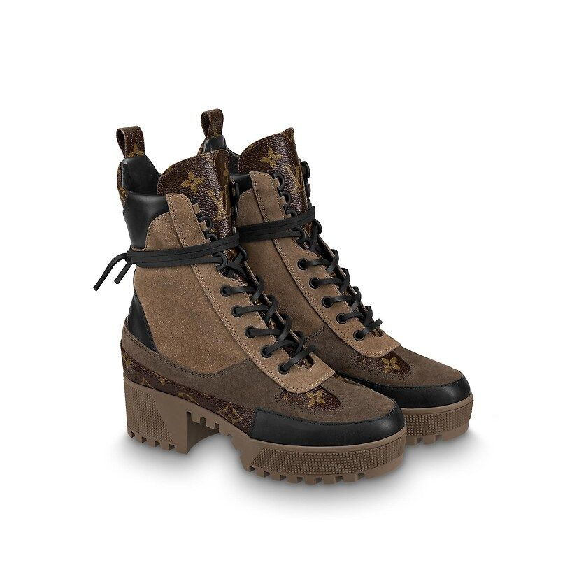 Laureate Desert Boot - Shoes | LOUIS