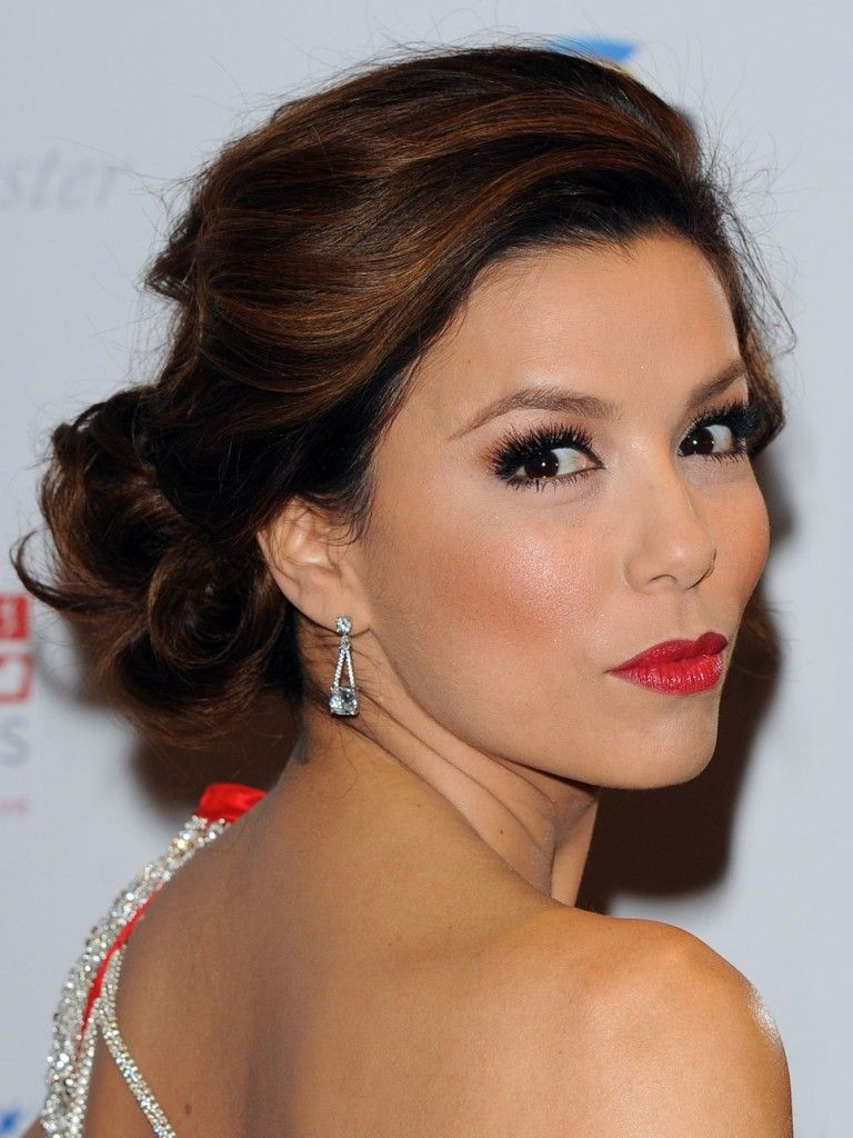 hair up do's for spanish themed party    updos hairstyles for
