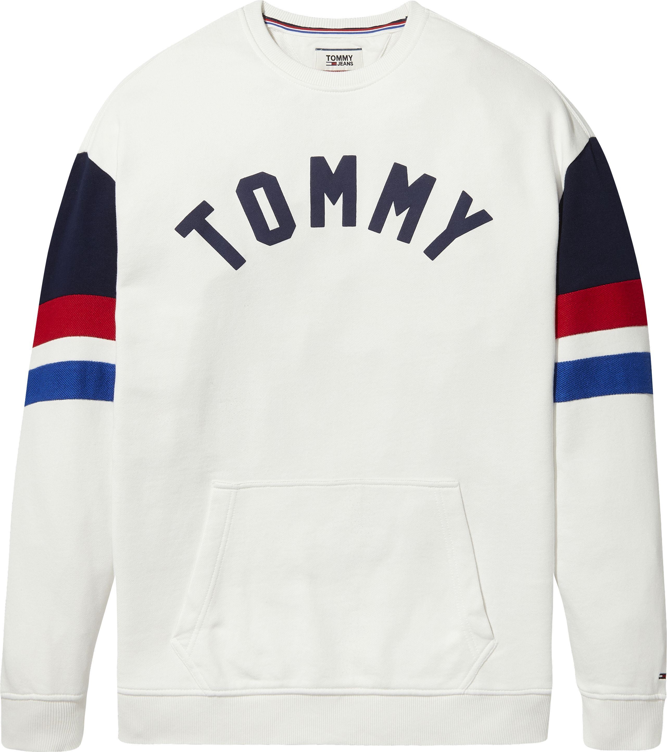 Tommy Hilfiger Tommy Jeans Colour Block Sweatshirt House