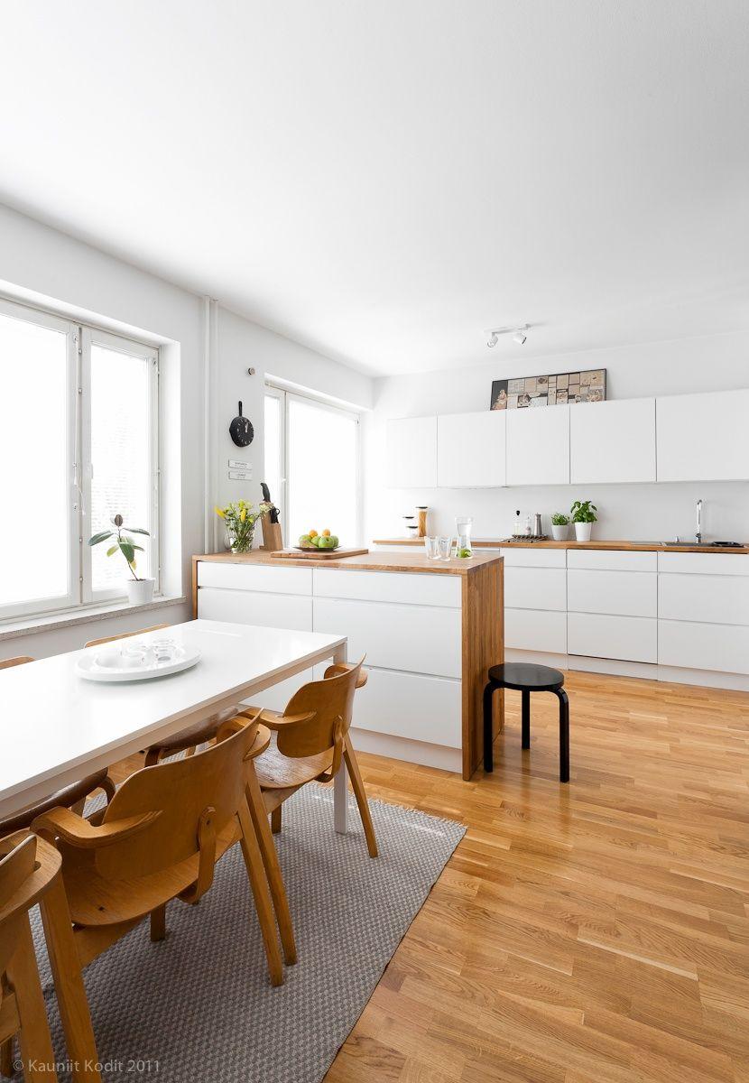 Kitchen, photo Mikko Ala-Peijari / Kauniit Kodit
