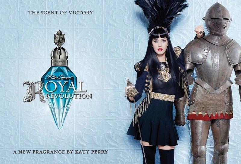 Katy Perry Killer Queen's Royal Revolution TVC :60