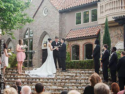 Aristide Mansfield Texas Wedding Venues 1