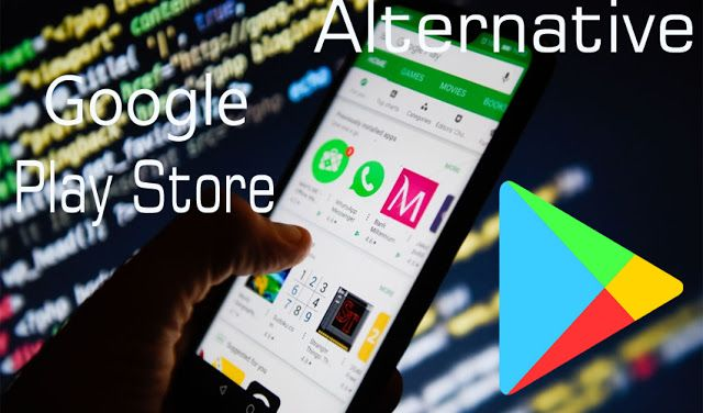 play store alternative for Downloading Apps Find google