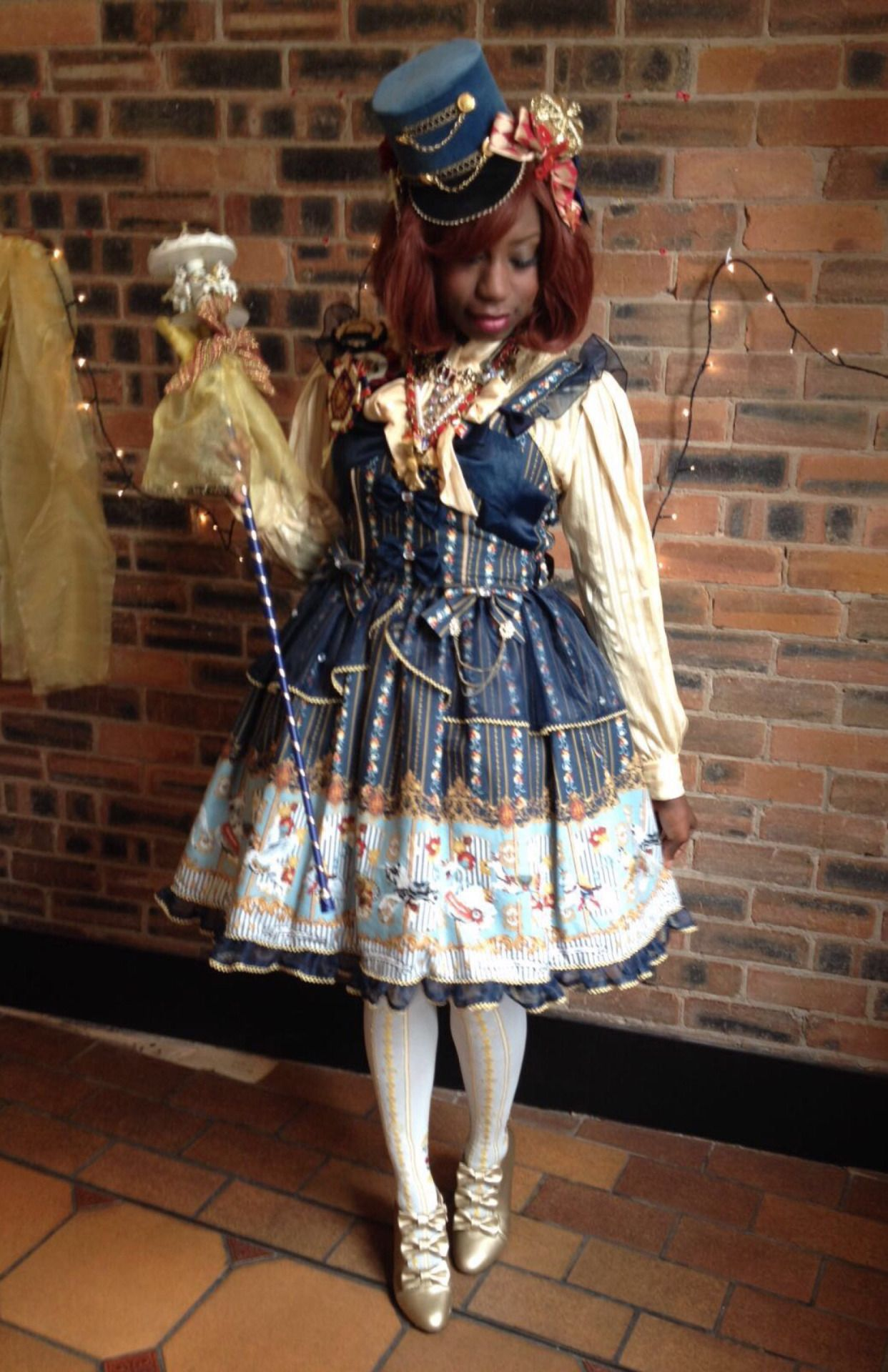 Sakura Moments, My International Lolita Day outfit   All the...