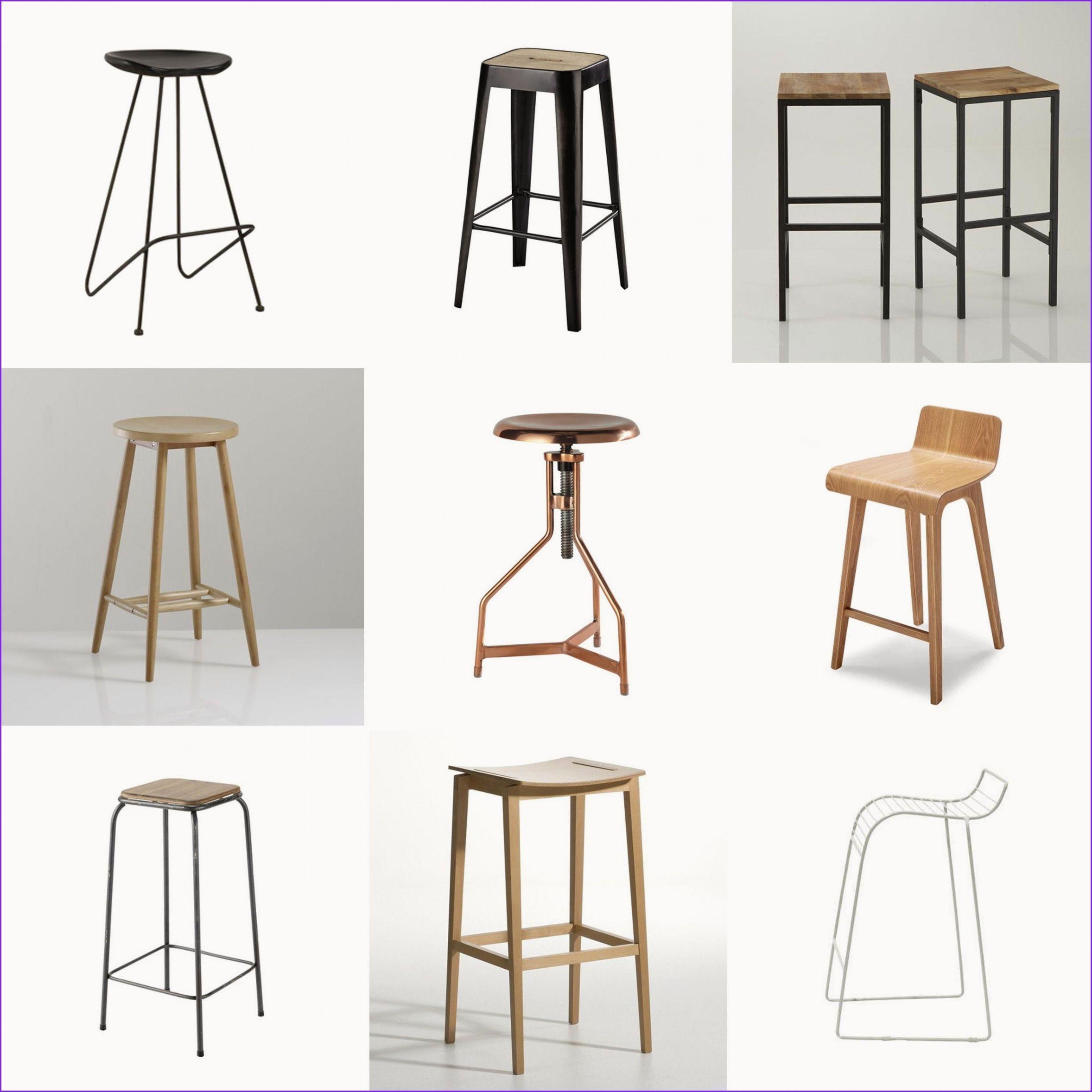 Awesome Scandinavian Stool En 2020 Chaise Industrielle Tabouret De Bar Decoration Maison