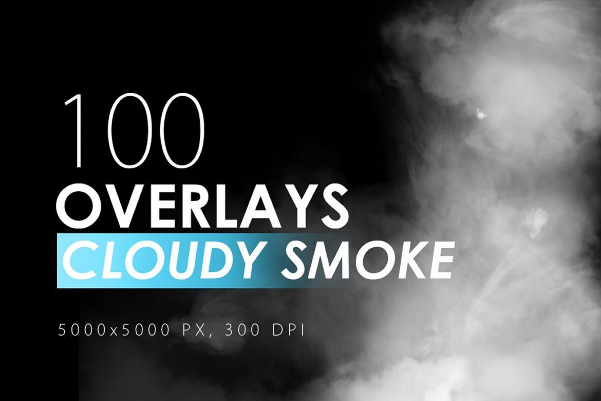 Download 100 Cloudy Smoke Overlays in 2020 | Overlays, Photo ...