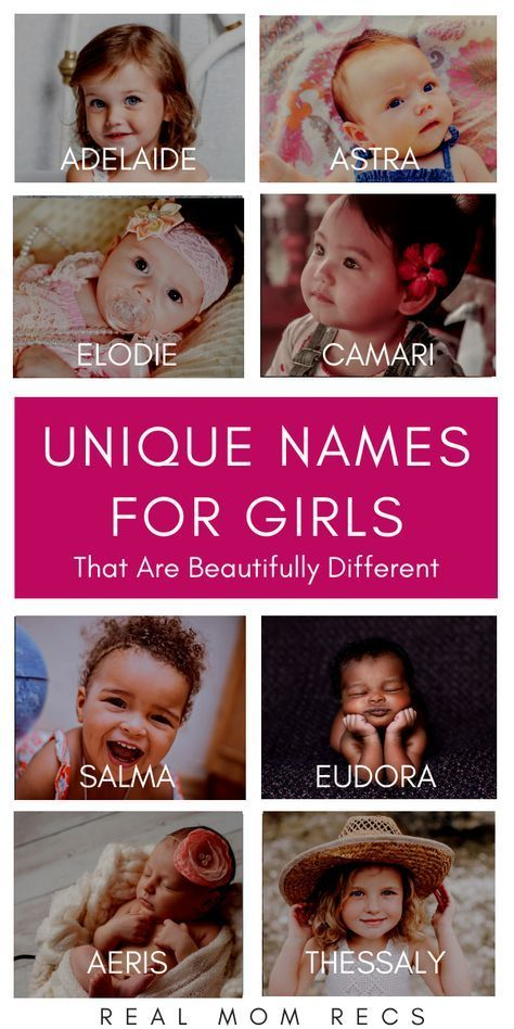 Unique Girl Names That Are Beautiful and Different! Are you looking for the perf