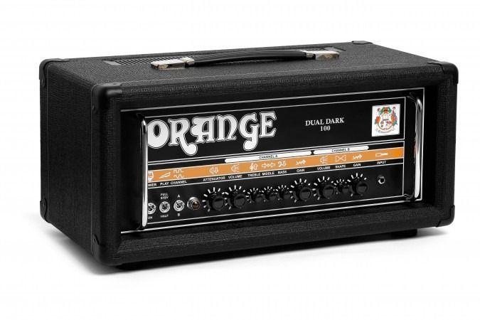 Orange Dd100 Amplifier Dual Dark Switchable 30 70 50 100w Tube Guitar Amplifier Orange Guitar Amps For Sale Orange Amplifiers Dual