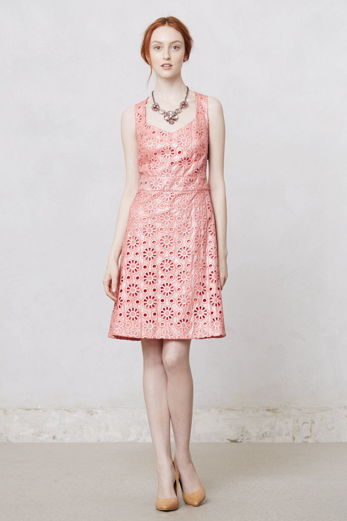 Coralshine Dress - Anthropologie.com | I would wear the #@$% out of ...