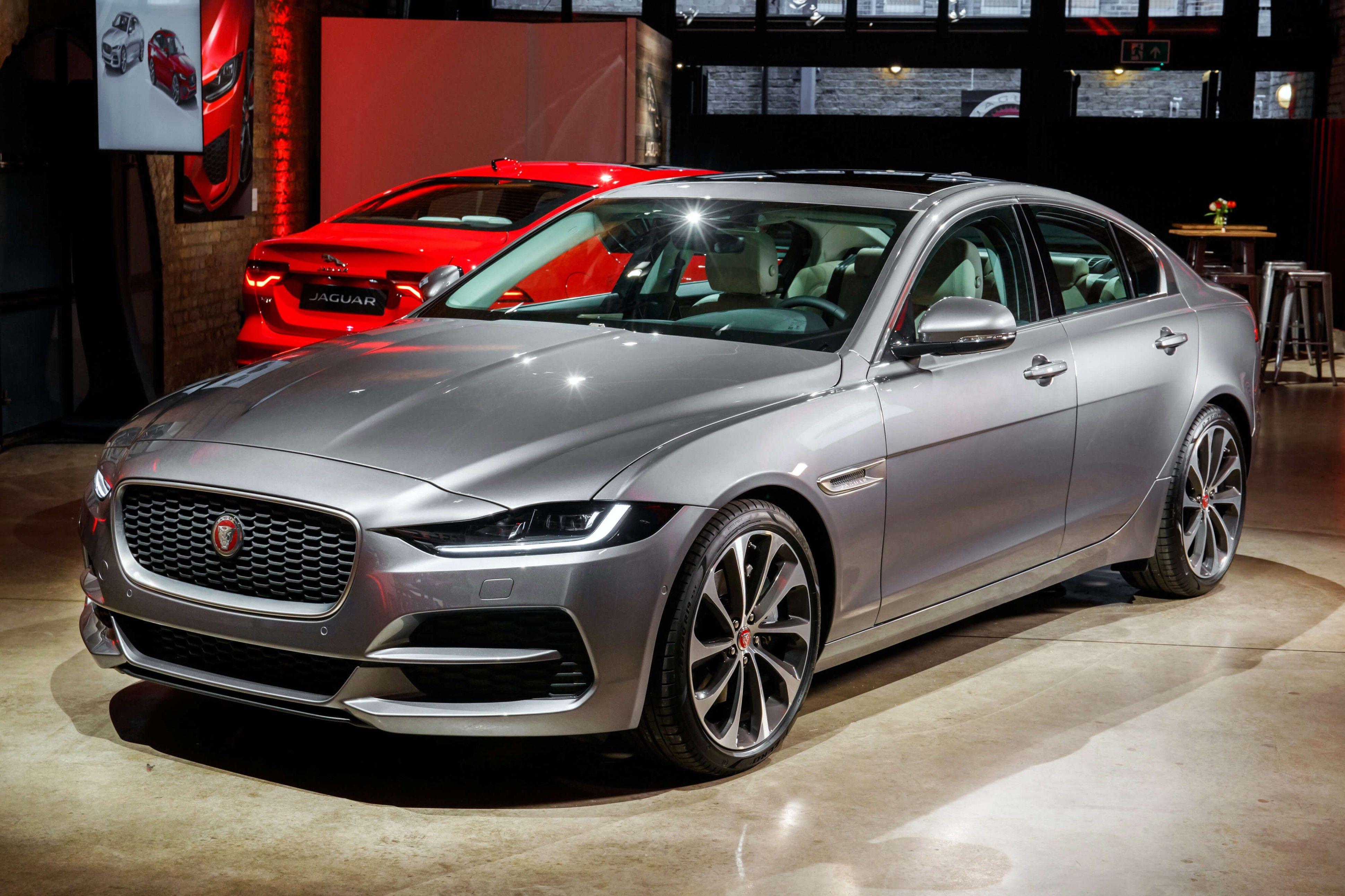 Jaguar New Xe 2020 Reviews