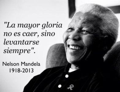 Frases Históricas Is Business Citas De Nelson Mandela