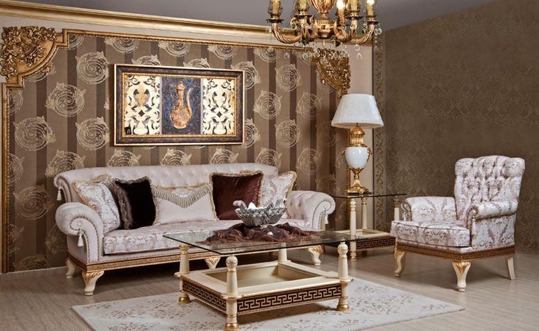 Versace Classic Sofa Set