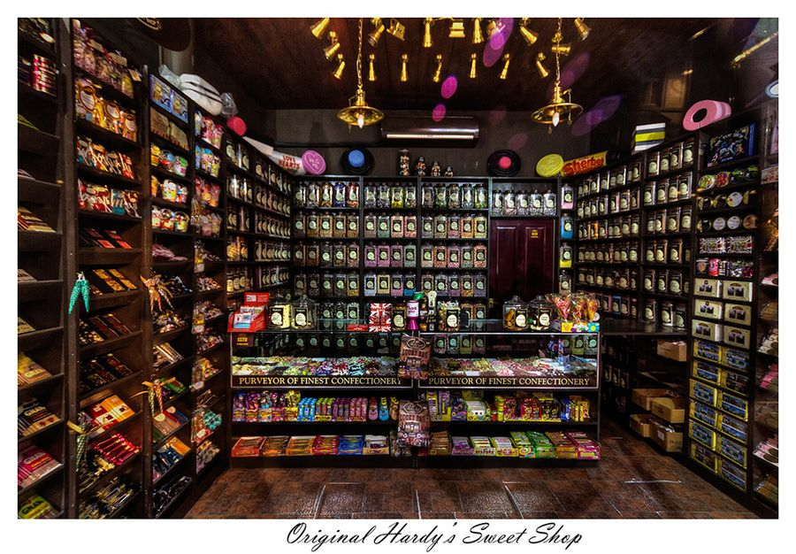 Storage product confectionery