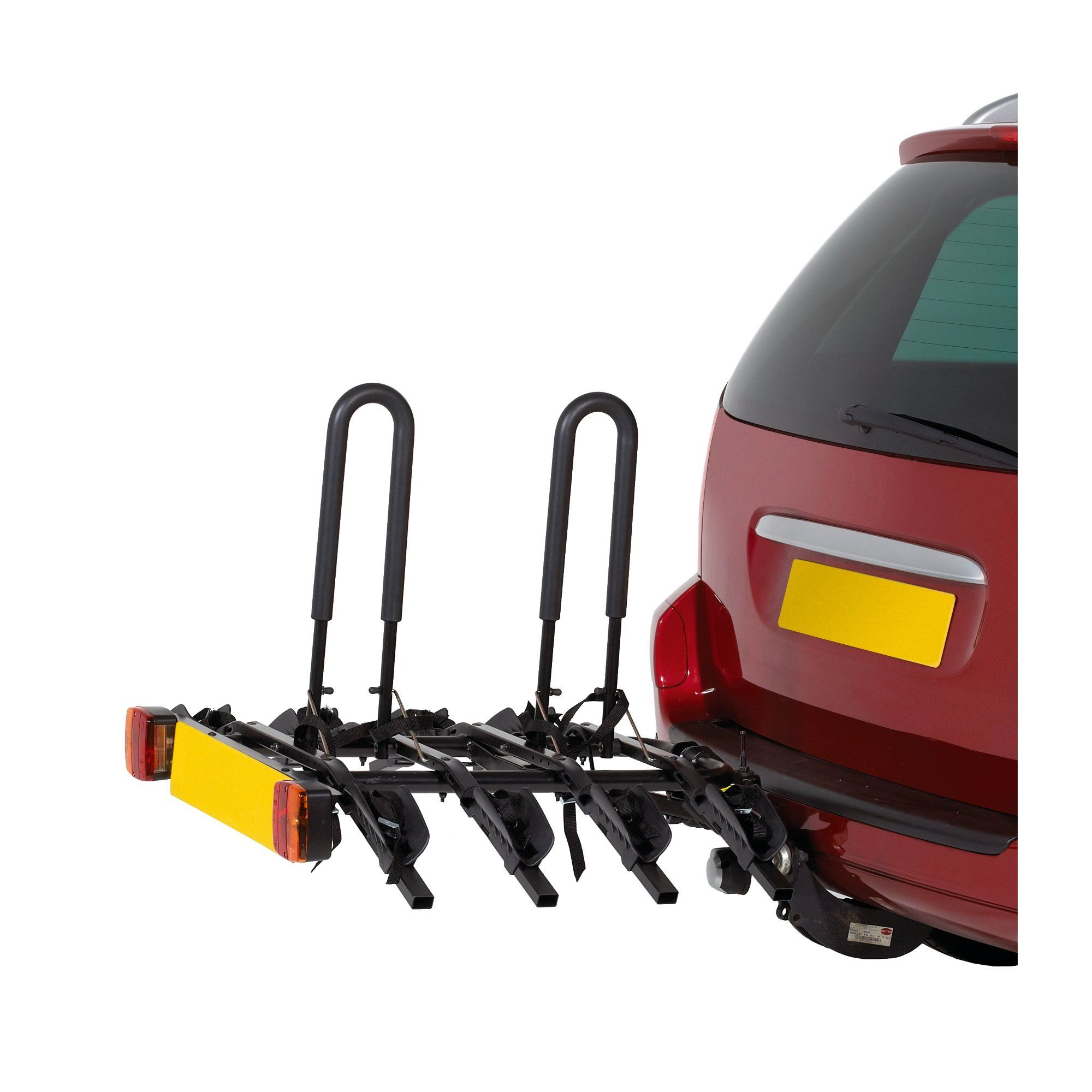 Halfords Halfords 4 Bike Tow Bar Cycle Carrier Cycle