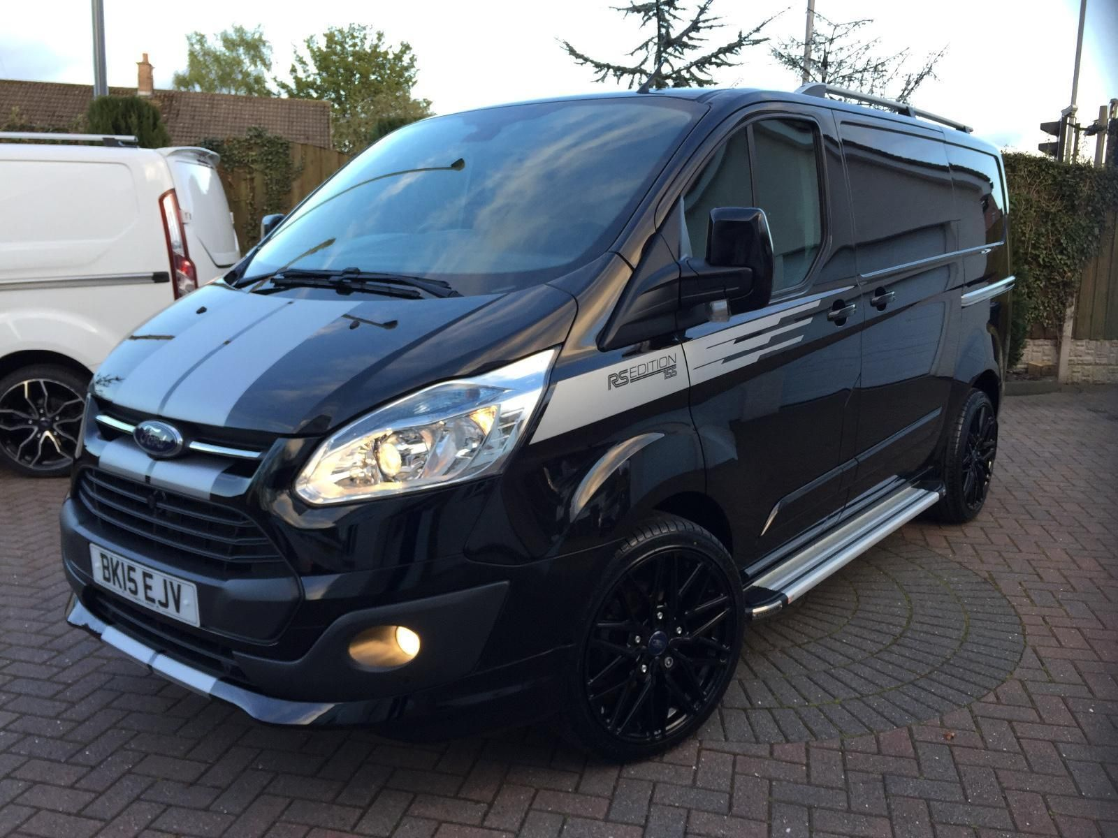 "2015/15 FORD TRANSIT CUSTOM LIMITED 155PS RS EDITION SWB ""NO VAT"" in Cars, Motorcycles & Vehicles, Commercial Vehicles, Vans/Pickups 