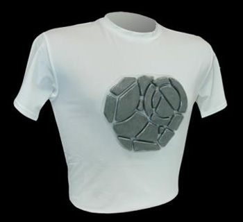The Chest Protective Shirt Incorporates A Specifically