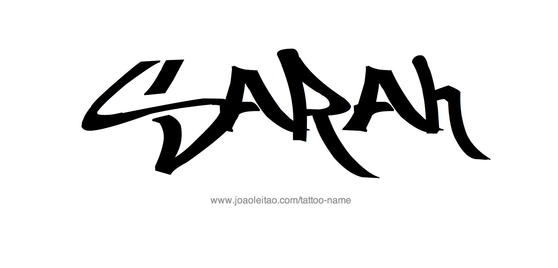 sarah name tattoo designs zeichnen malen zeichnen und. Black Bedroom Furniture Sets. Home Design Ideas